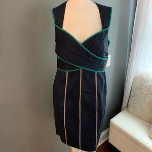 NWT Jessica Simpson Graphite Dress